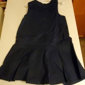 Gymboree Dresses - Gymboree  navy uniform dress size 7